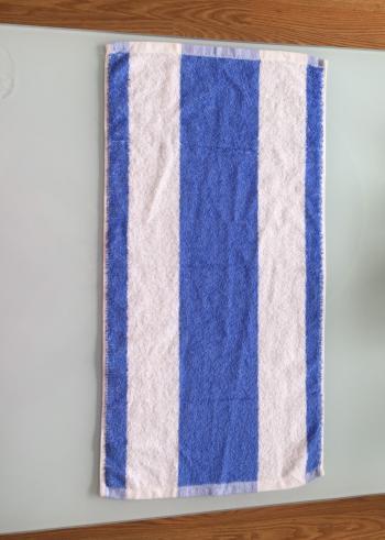 Tập khăn lau đa năng cotton (12-16c = 1kg), khăn dài, khăn thể thao xuất Nhật dư PMĐ